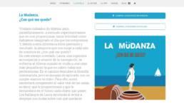 Informe 2018. Web La Mudanza