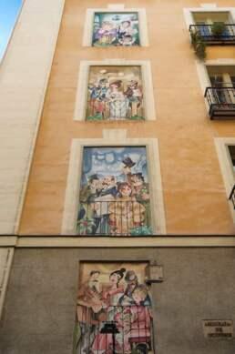100 años de Antonio Mingote. Su huella en Madrid