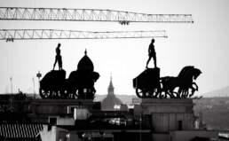 La portada de la semana. Madrid y sus colosos de perfil bajo