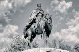 El monumento a Martínez Campos