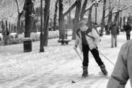 La nevada del 9 de enero de 2009 en Madrid, un día que cambió mi vida