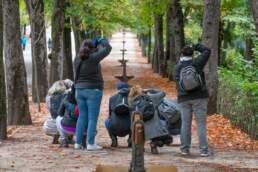 Cursos de fotografía en Madrid