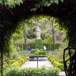 Curso de fotografia en el Real Jardín Botánico