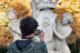 Cursos de fotografía en El Retiro