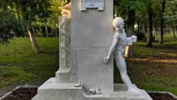 El monumento al doctor Cortezo